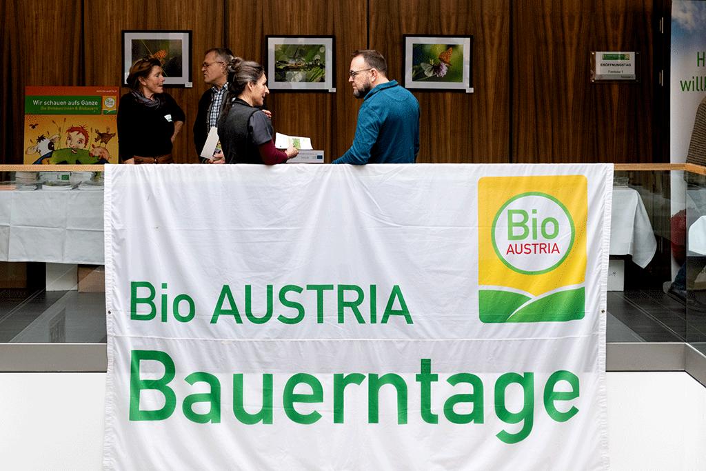 Foto Plakat Bio Austria Bauerntage