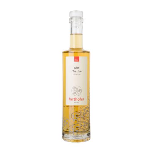 Alte Traube (700 ml), Bio Edelbrand aus Muskattrauben - Destillerie Farthofer