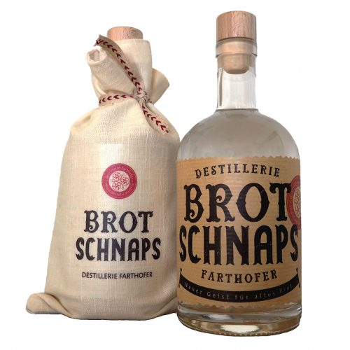 Brotschnaps (500 ml) - Destillerie Farthofer