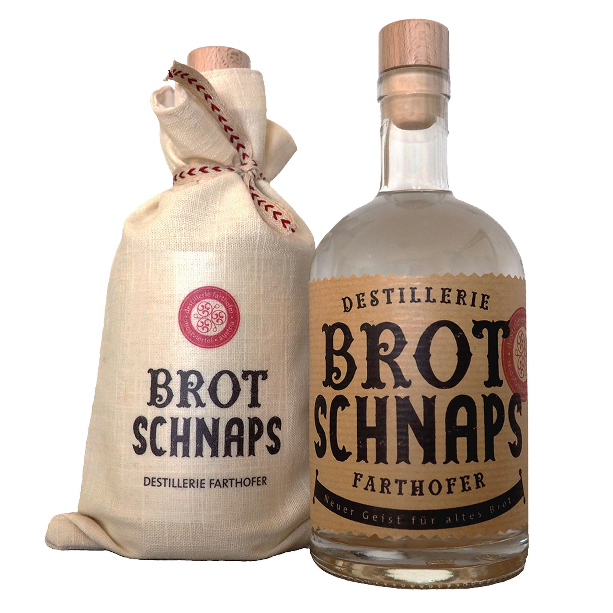 Brotschnaps (500 ml) - Destillerie Farthofer