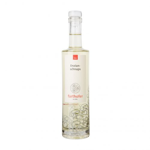 Enzianschnaps (700 ml) - Destillerie Farthofer