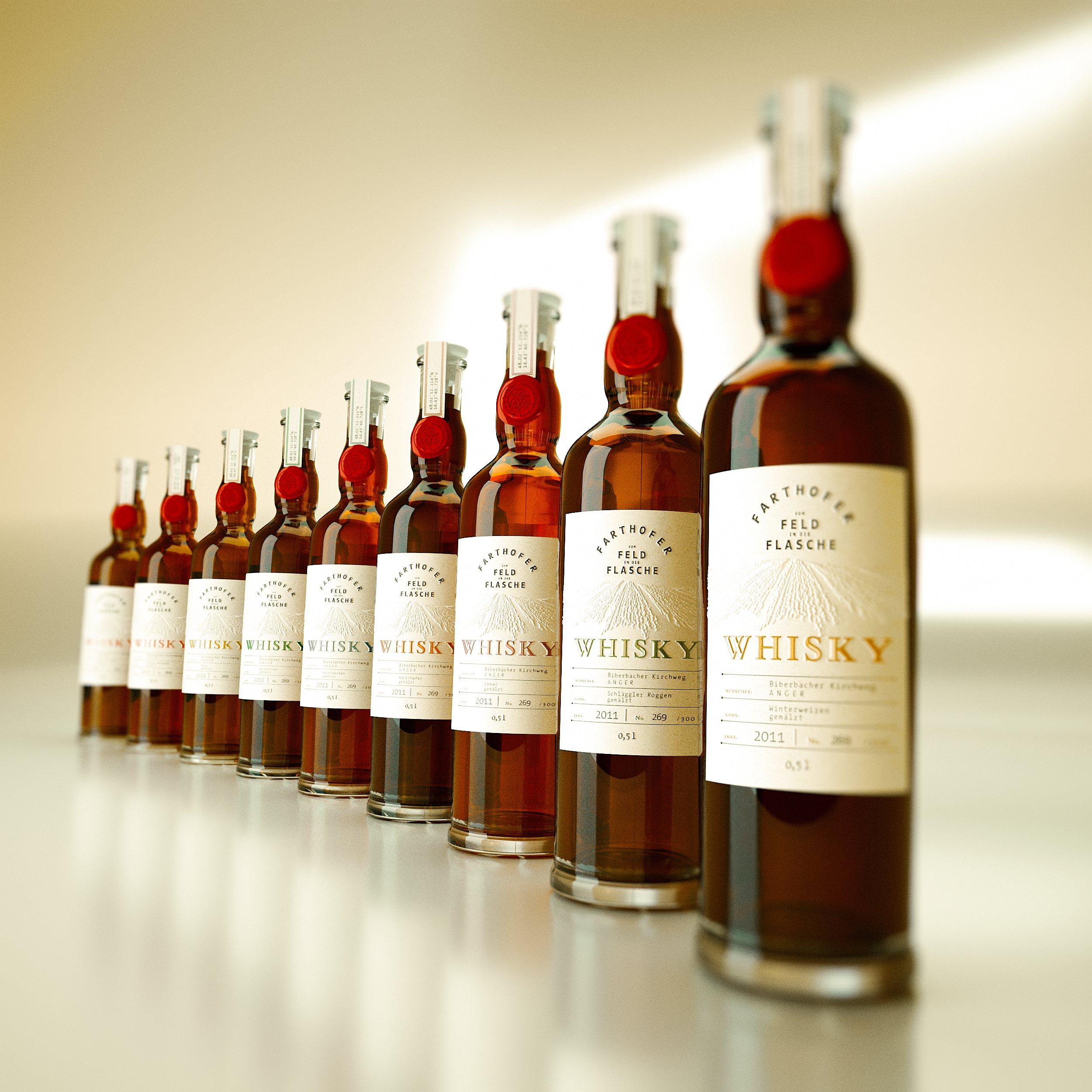 In 3 Jahren kommt ein ganz besonderer Whisky dazu