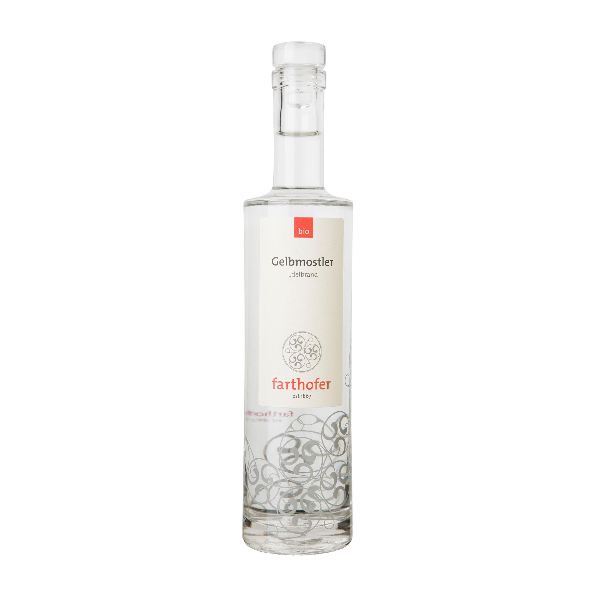 Gelbmostler (700 ml) - Destillerie Farthofer