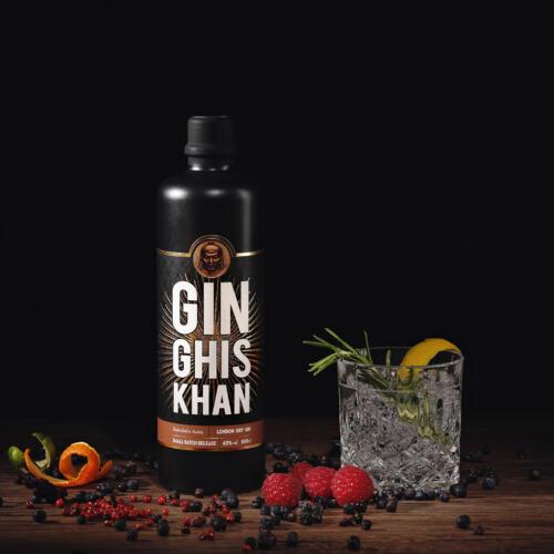 Gin Ghis Khan - Destillerie Farthofer