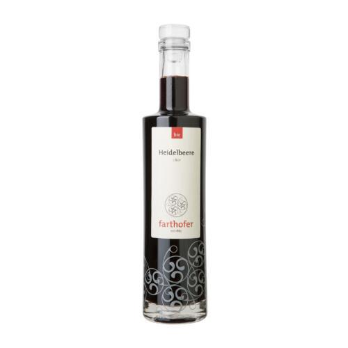 Heidelbeerlikör (700 ml)