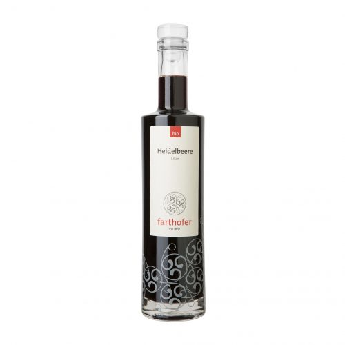 Heidelbeerlikör (700 ml) - Destillerie Farthofer