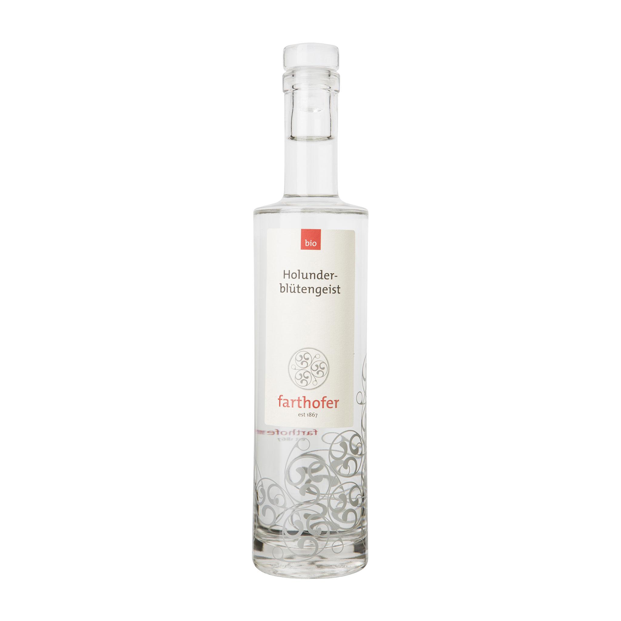 Bio Holunderblütengeist (700 ml)