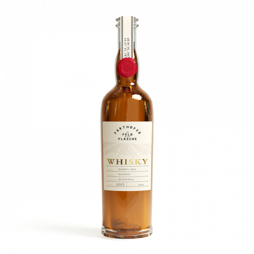 Whisky Single Grain Nackthafer 45,7 % - Destillerie Farthofer