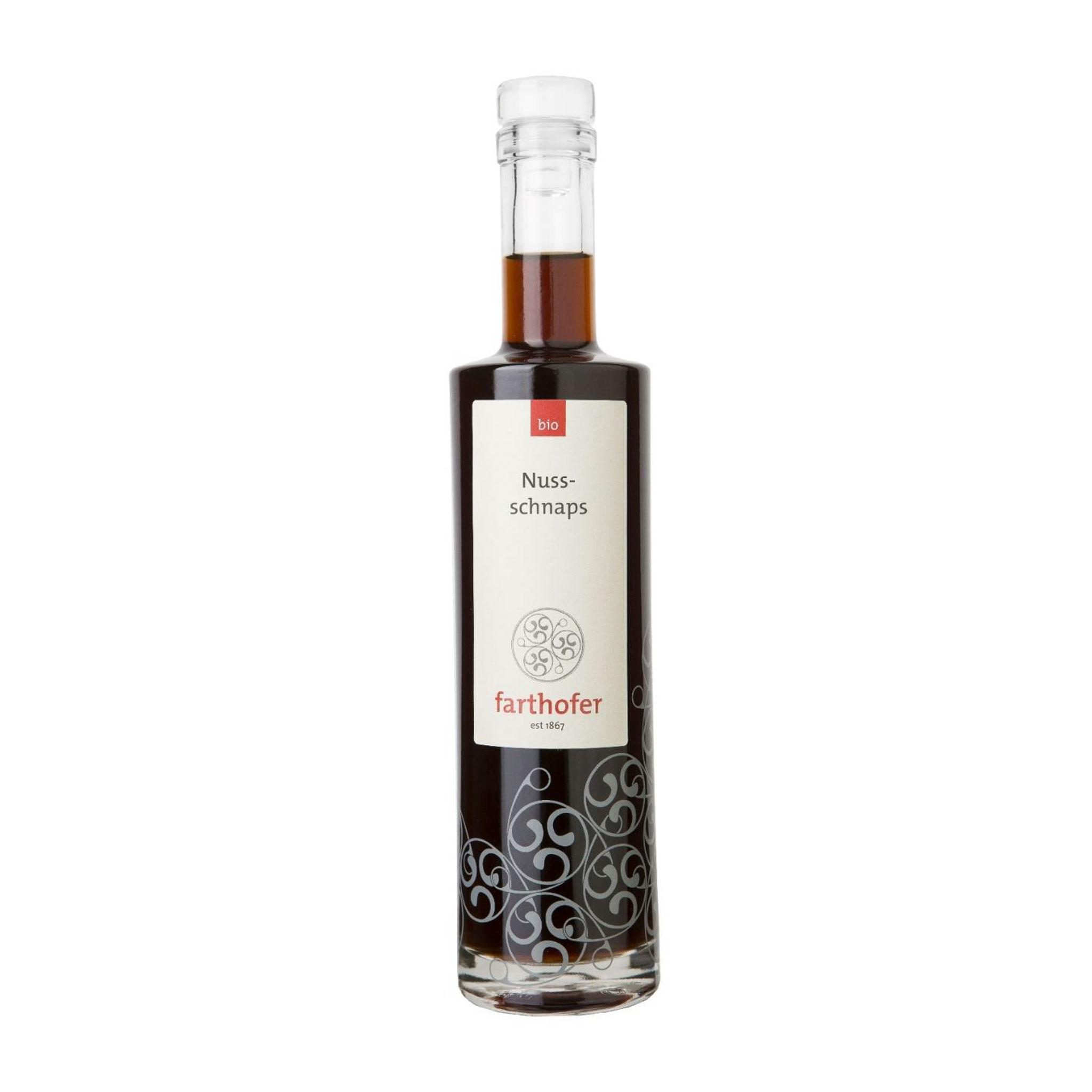 Bio Nussschnaps (700 ml) - Destillerie Farthofer