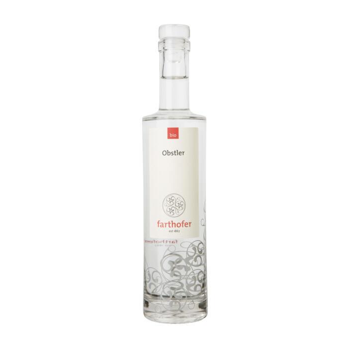 Bio Obstler (700 ml) - Destillerie Farthofer
