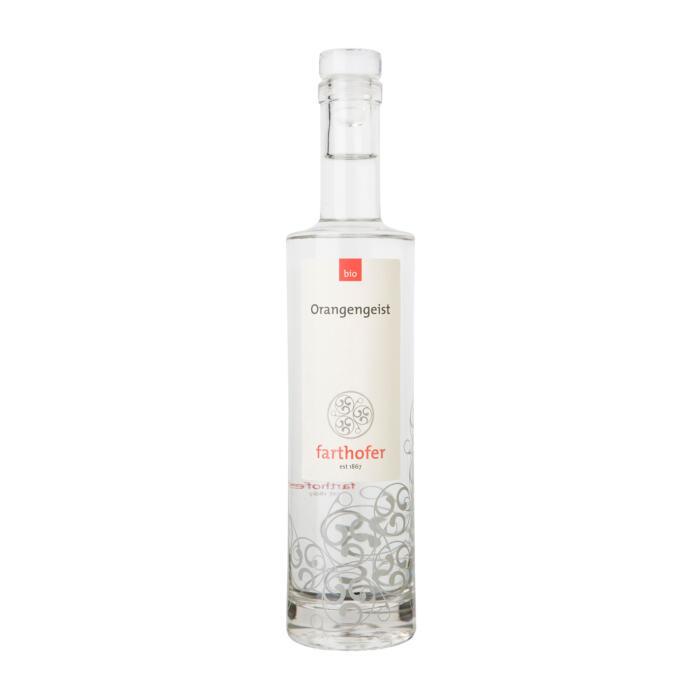 Bio Orangengeist (700 ml) - Destillerie Farthofer