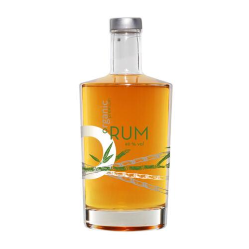 O•Rum, Organic Premium Rum gold (700 ml)