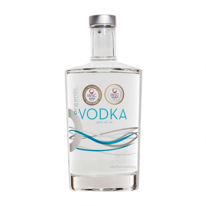 Organic Premium Vodka (700 ml)