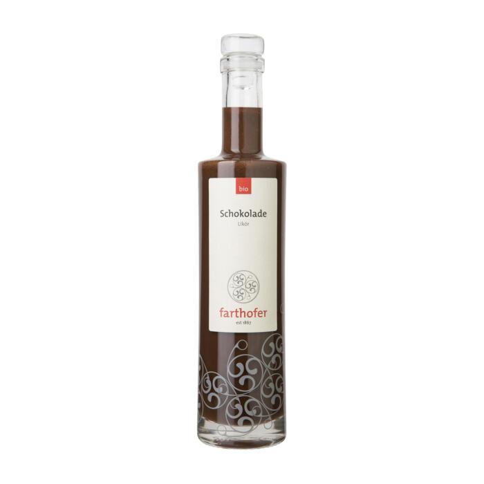 Bio Schokoladenlikör (700 ml) - Destillerie Farthofer