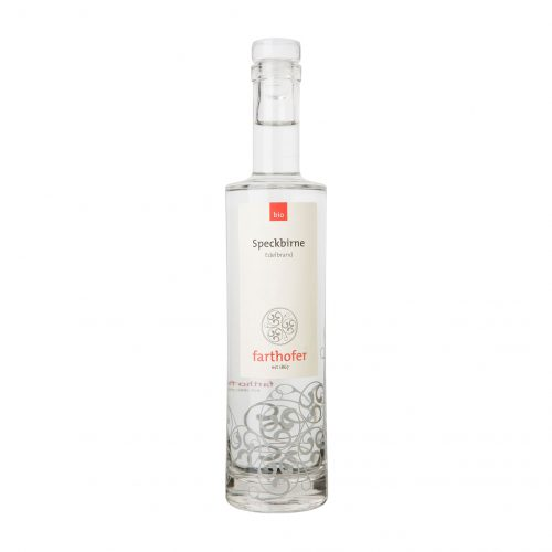 Bio Speckbirne (700 ml) - Destillerie Farthofer
