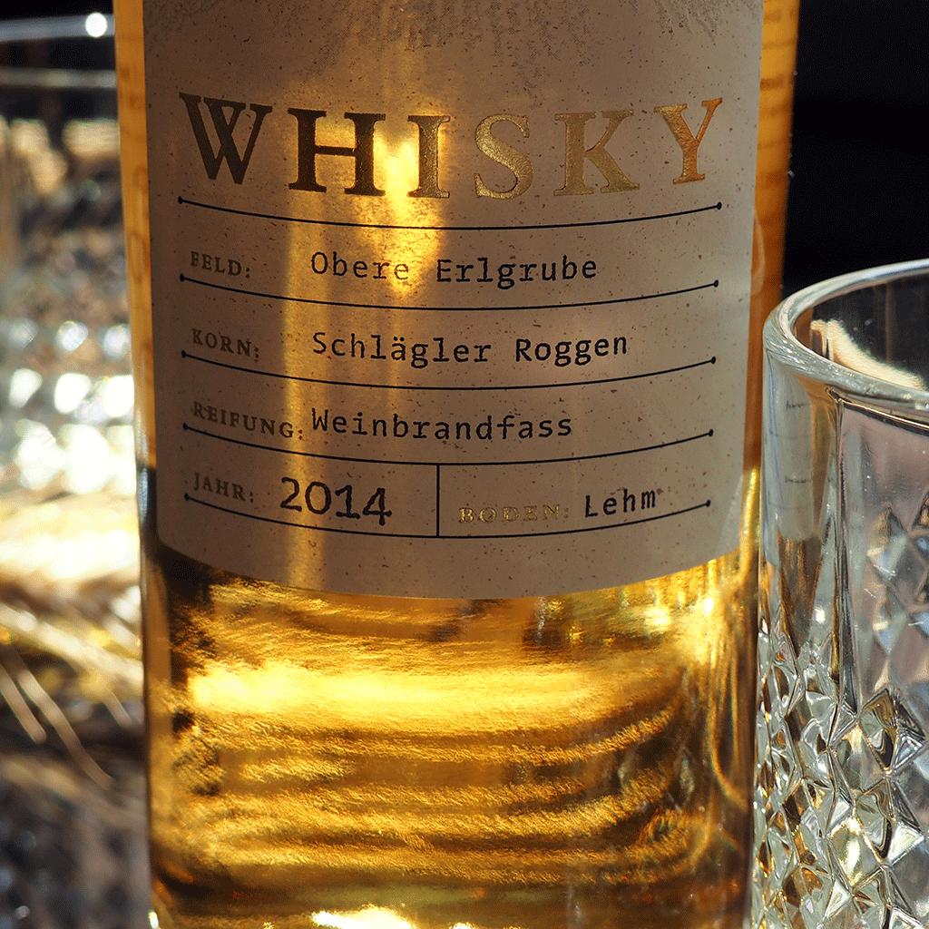 Urgetreide Schlaegler Roggen Whisky - Destillerie Farthofer