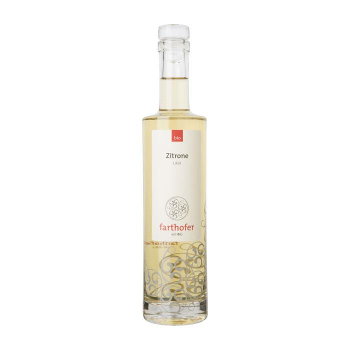 Zitronenlikör (700 ml)