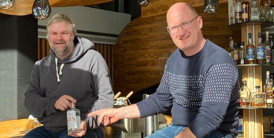 Blogvorschau Interview Michael Madreiter - Destillerie Farthofer