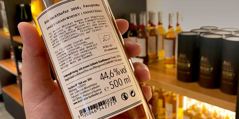 Blogvorschau Bewusst ins Neue Jahr - Destillerie Farthofer