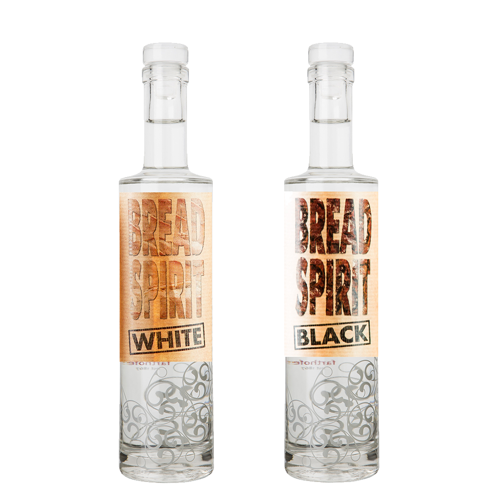 Brot kristallklar: Bread Spirit White & Bread Spirit Black
