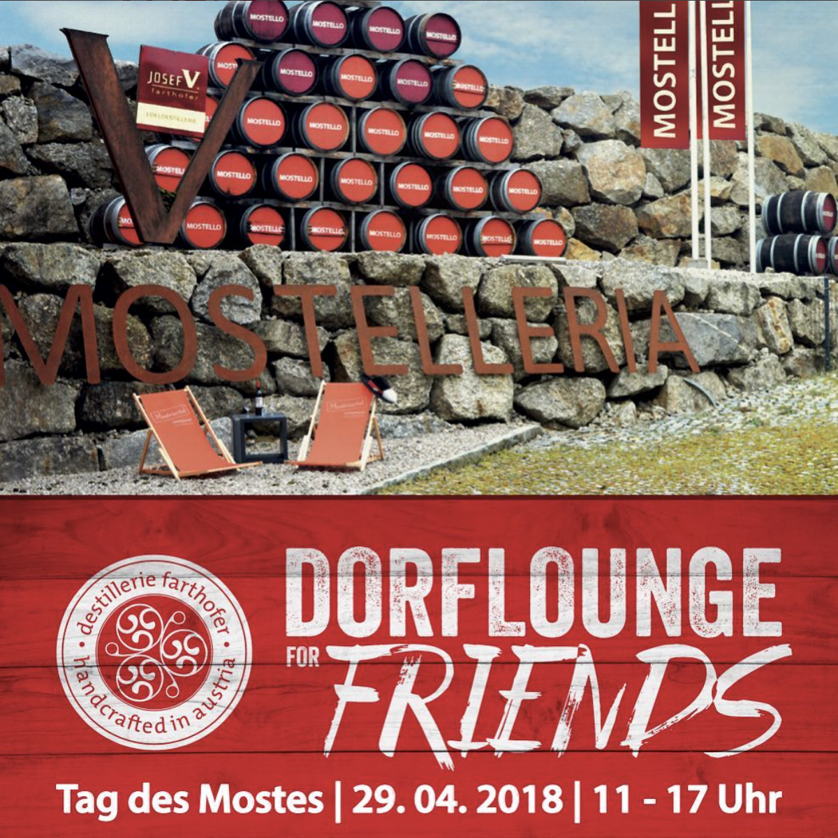 Dorflounge for Friends