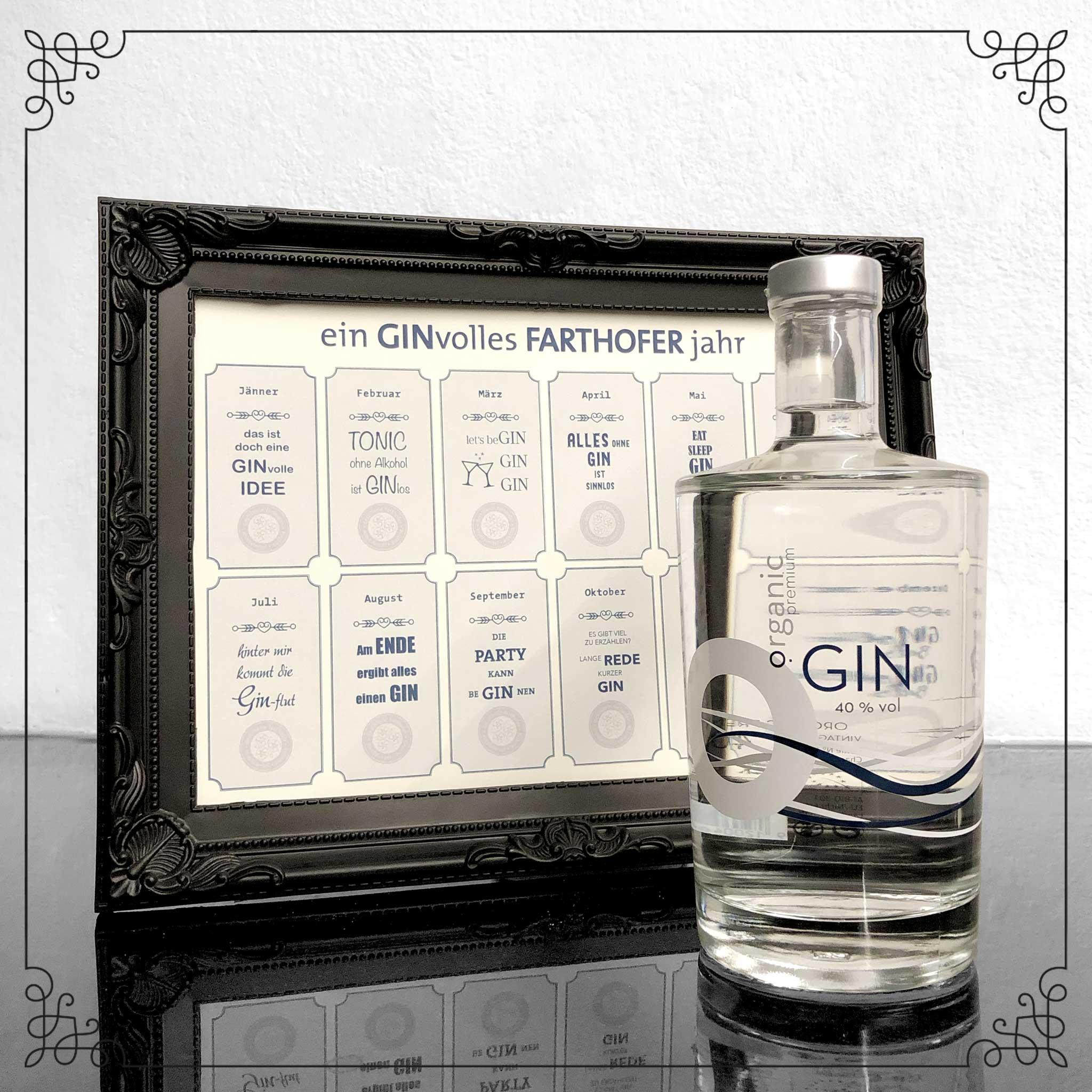 Geschenkset GINvolles Jahr - Destillerie Farthofer
