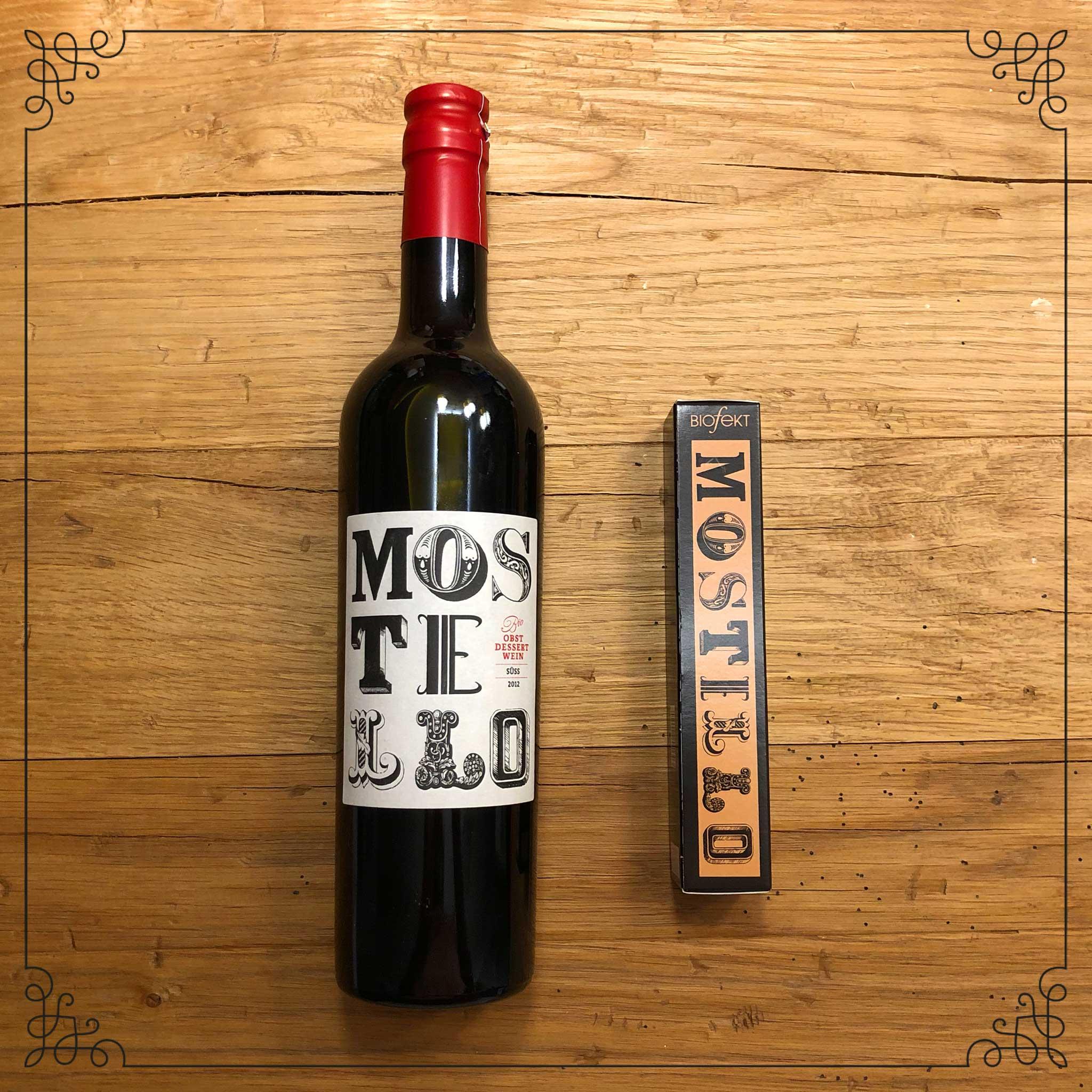 Geschenkset Mostello hoch zwei - Destillerie Farthofer