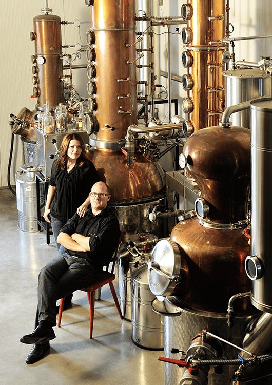 Destillerie