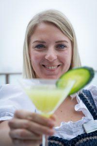Frische Alternative zum klassischen Martini