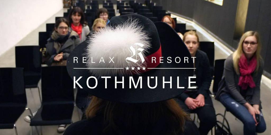 Besuch vom Team des RelaxResorts Kothmühle in der Mostelleria