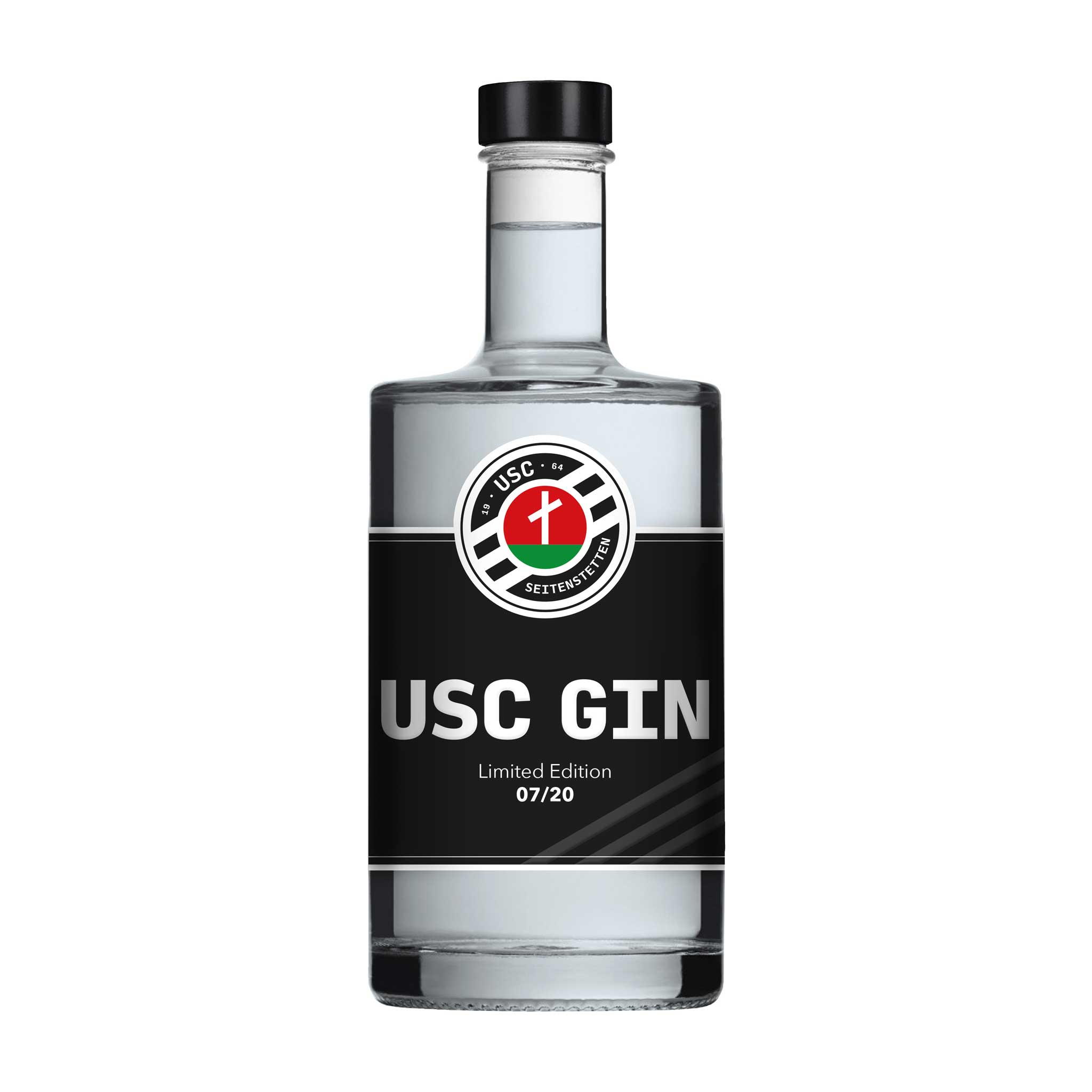 USC Gin Limited Edition 07/20 - Destillerie Farthofer