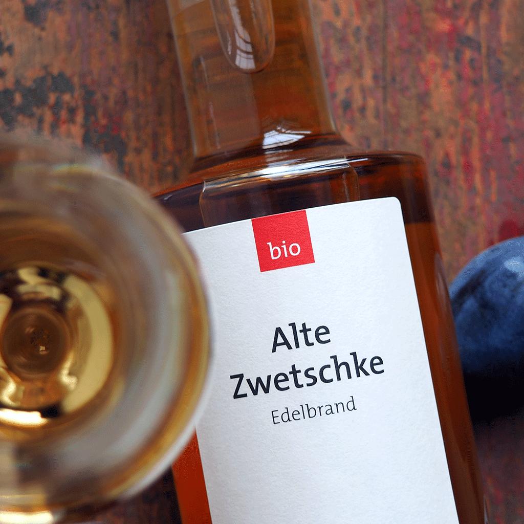 Alte Zwetschke (700ml), Destillerie Farthofer