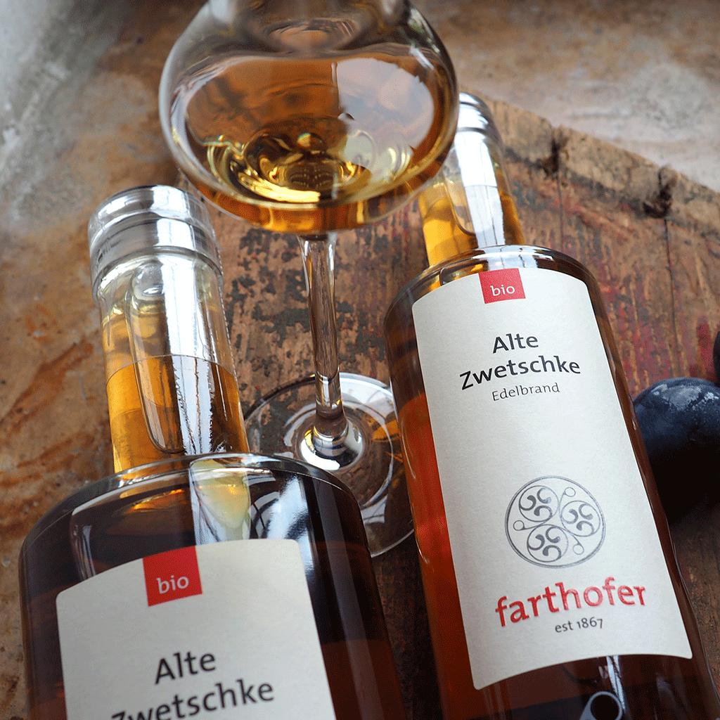 Alte Zwetschke (700ml)