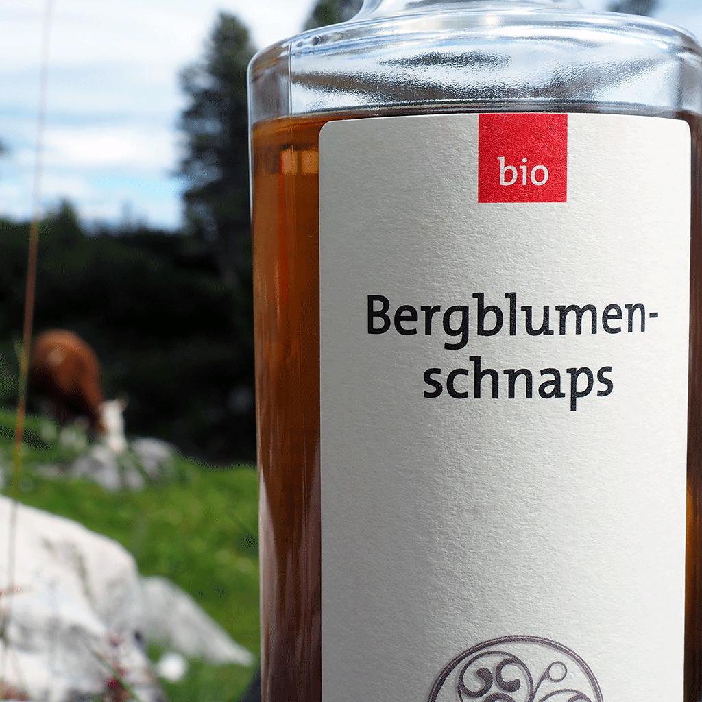 Bergblumenschnaps (350 ml) - Destillerie Farthofer
