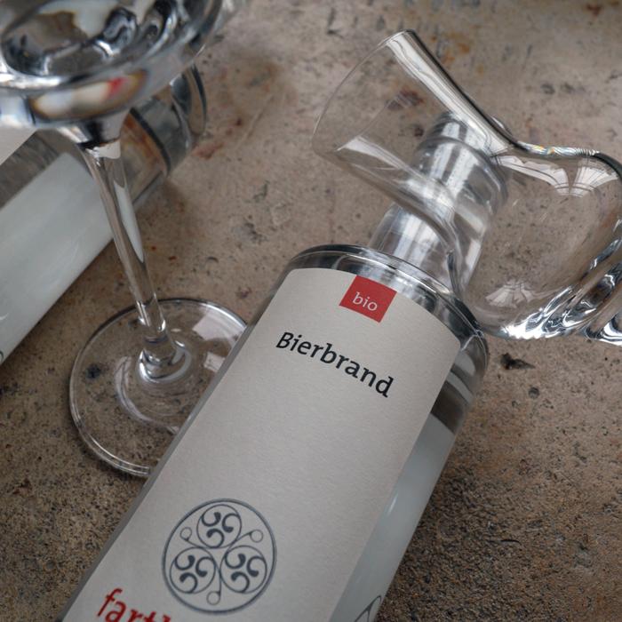 Bierbrand, Edelbrand (700 und 350 ml) - Destillerie Farthofer
