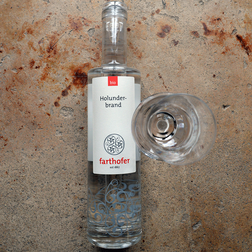 Bio Holunderbrand (700 ml) - Destillerie Farthofer