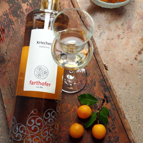 Altes Kriecherl Eichenfassgelagert (700 ml) - Destillerie Farthofer