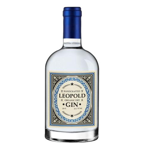 Leopold Dry Gin (500 ml) - Destillerie Farthofer und Klaus Leopold