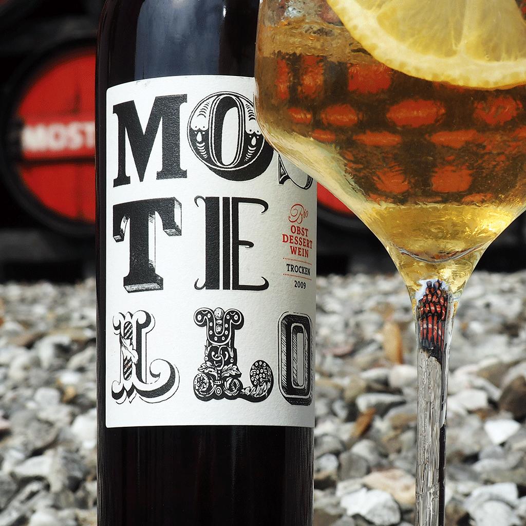 Bio Mostello und Mostello Sprizz - Destillerie Farthofer