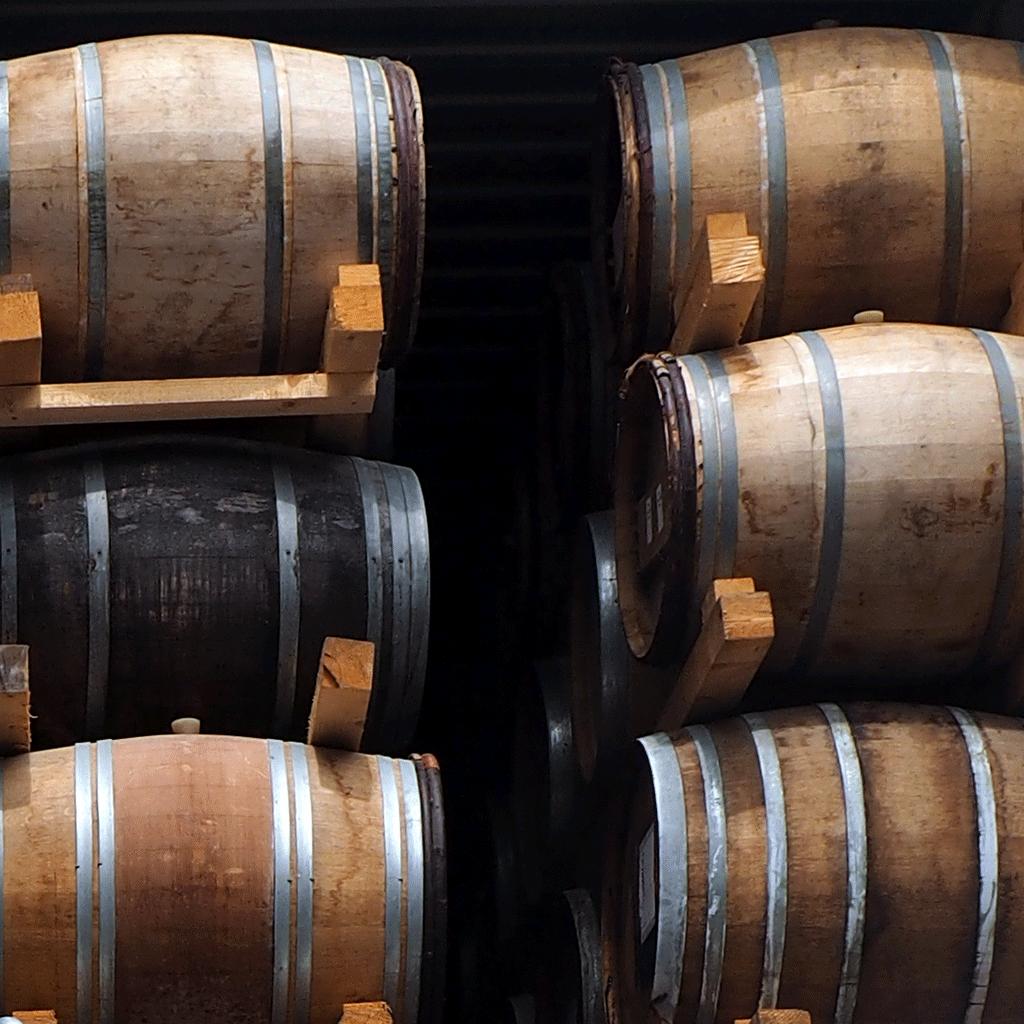 Bio Rum, O•Rum, Organic Premium Rum Fässer - Destillerie Farthofer