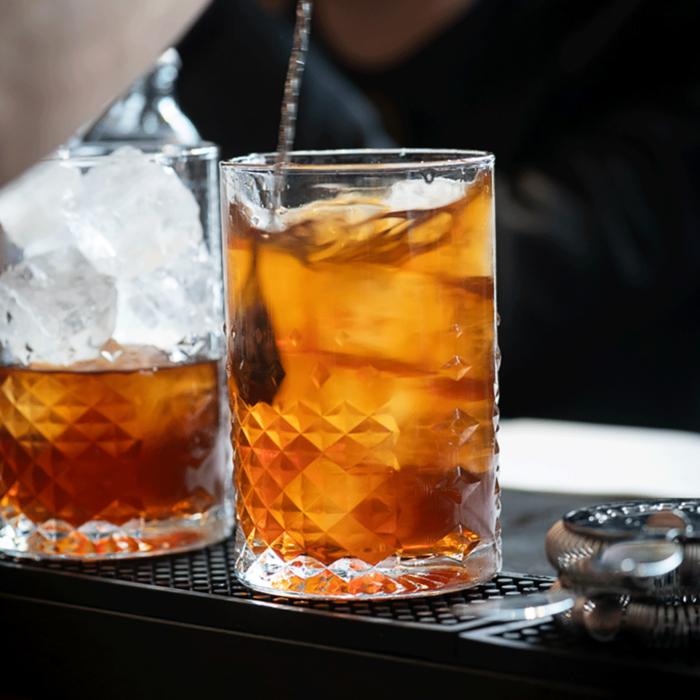 Drink mit Whisky Brauweizen Hermann