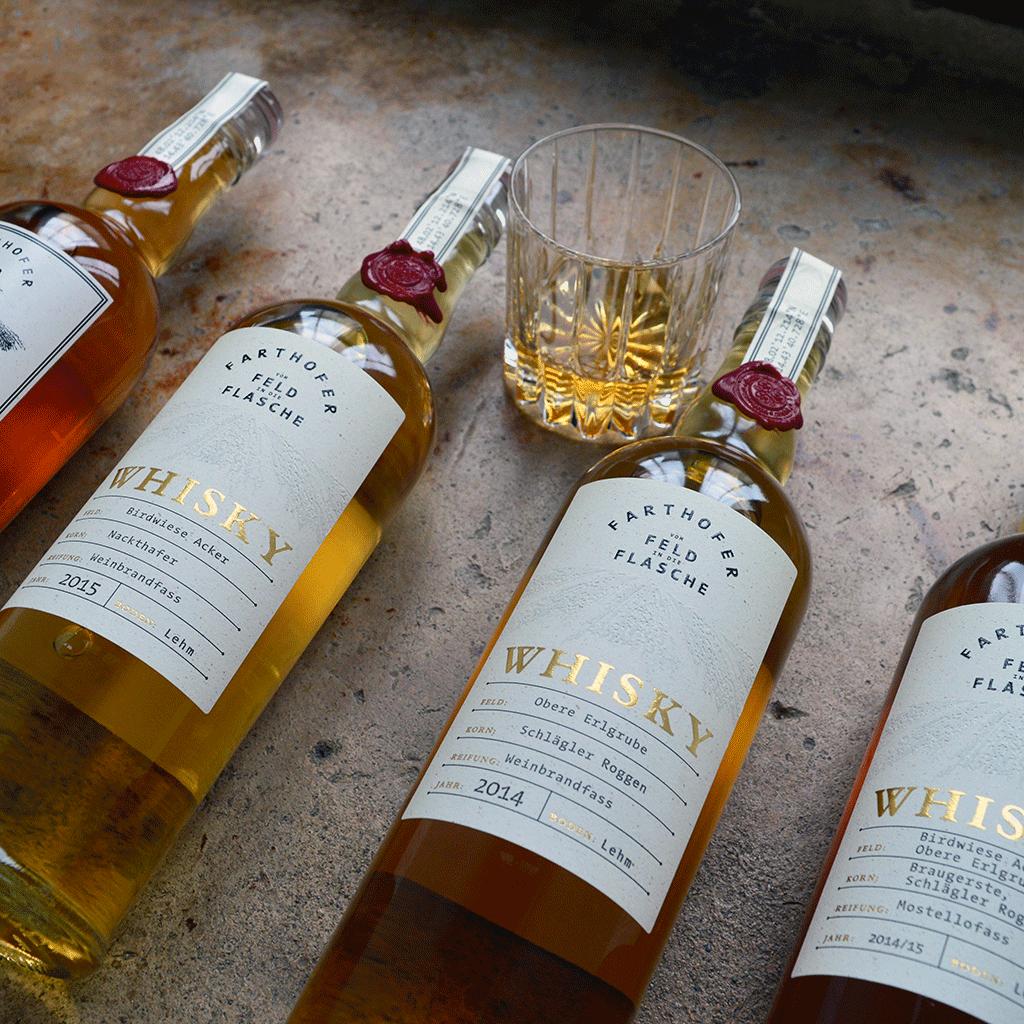 Whisky - Destillerie Farthofer