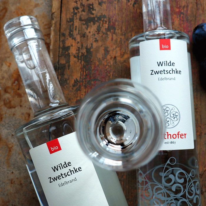 Wilde Zwetschke (700 und 350ml) - Destillerie Farthofer
